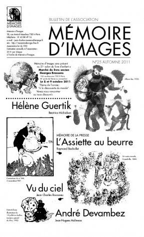 thumbnail of BULLETIN n°25impo 1