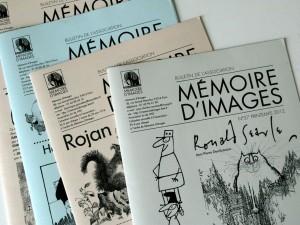 Revue mémoire d'images