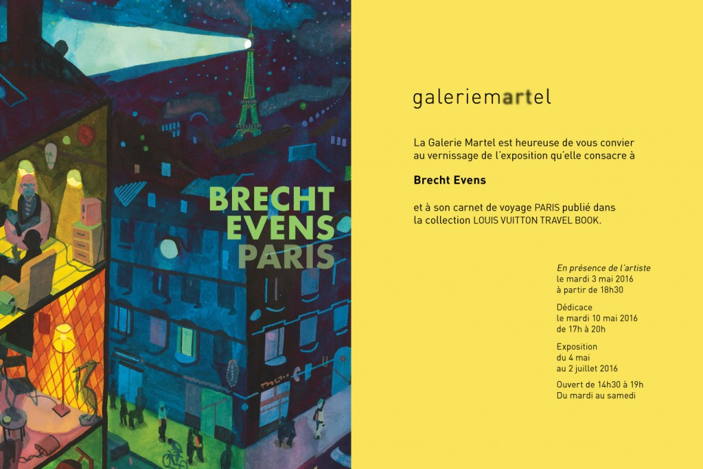 expo BRECHT EVENS