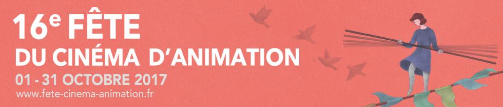16e fête du cinéma d'animation