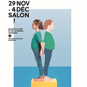 Salon du livre, décembre 2017