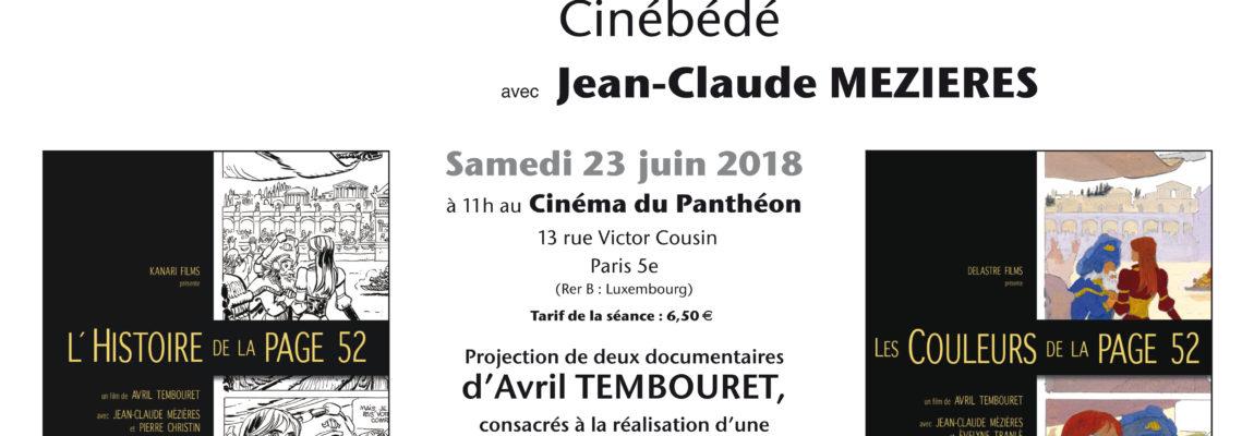 CinéBD avec J. C. Mézières