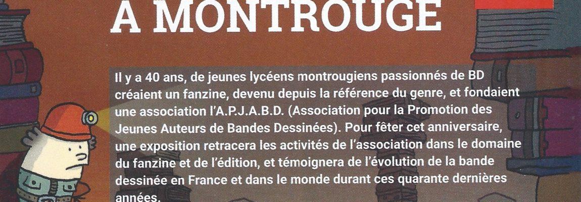 40 ans de BD à Montrouge