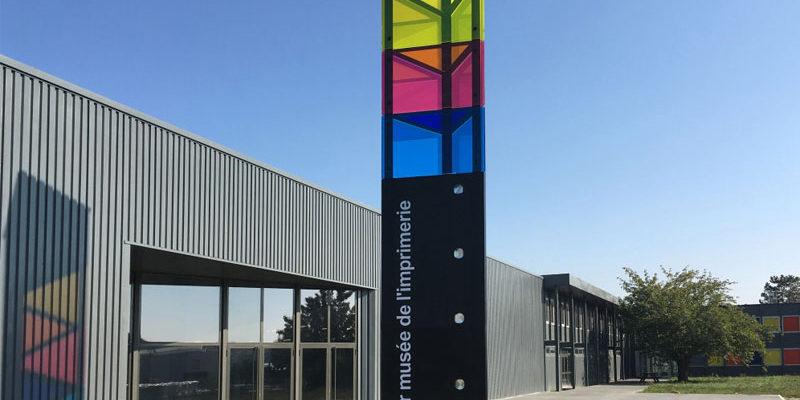 Inauguration de l'atelier-musée de l'imprimerie à Malesherbes