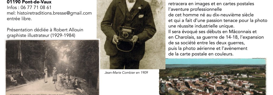 Jean-Marie Combier à  Pont-de-Vaux