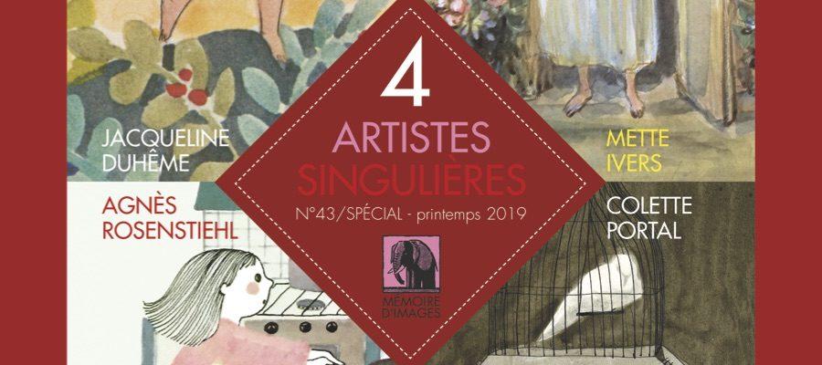 Rencontre de 4 artistes singulières