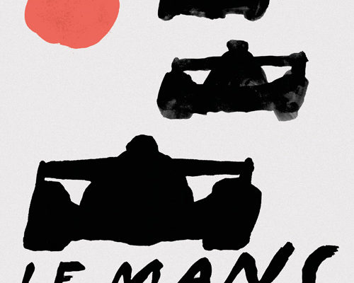 Le Mans en 24 illustrateurs