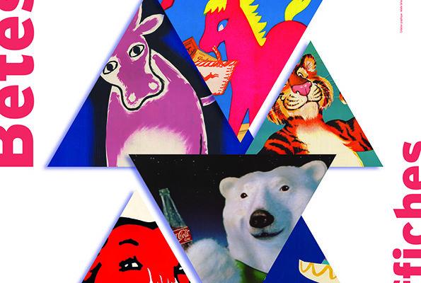 bêtes d'affiches à Echirolles