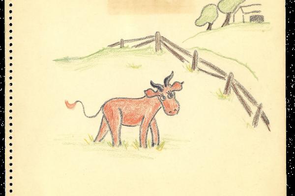 """Tout sur """"La vache orange"""""""