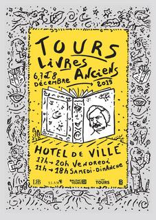 Tours : salon du livre ancien