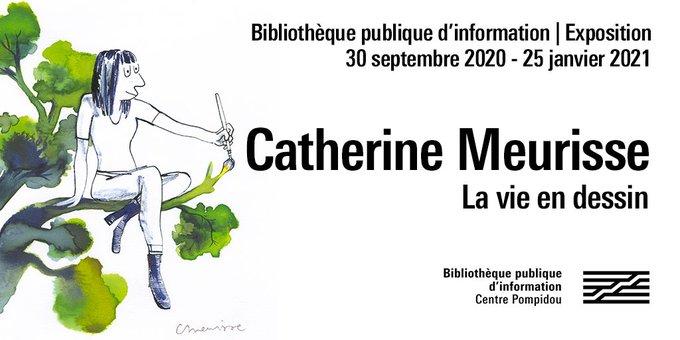 Catherine Meurisse à la BPI