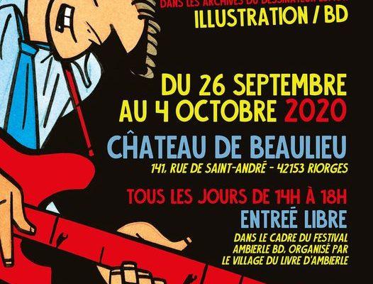 Serge Clerc : le retour !