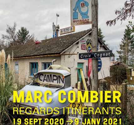 Marc Combier : regards itinérants