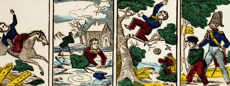 Aux origines de la bande dessinée à Epinal